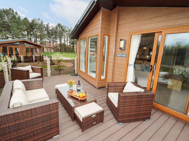 Seagull Lodge, Runswick Bay, vacation rental in Runswick