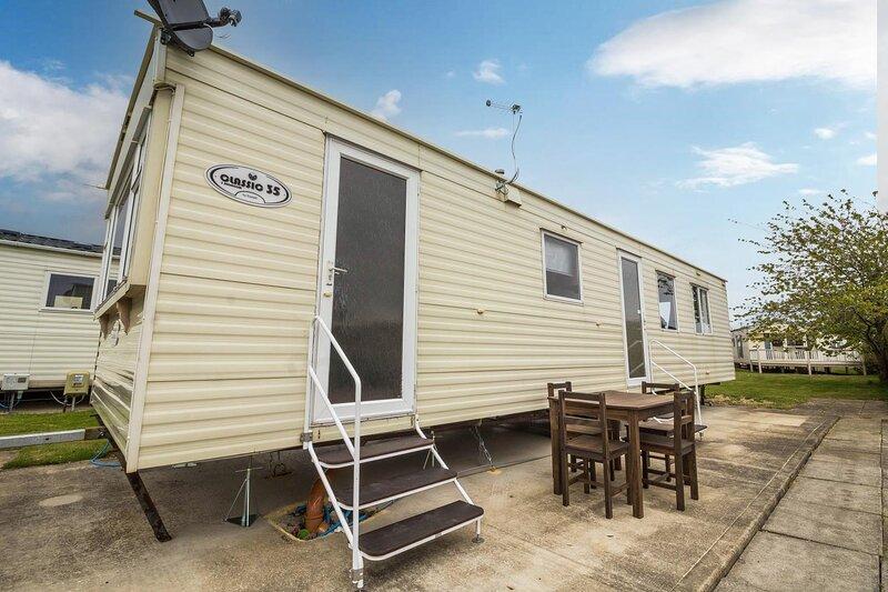 Brilliant 8 berth caravan at Southview Holiday Park in Skegness ref 33015W, location de vacances à Wainfleet All Saints