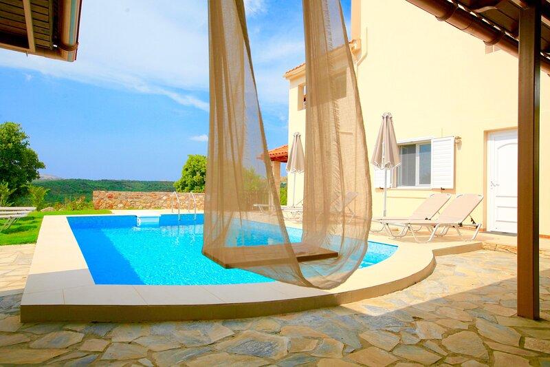 Villa Korini Crete, holiday rental in Lameriana