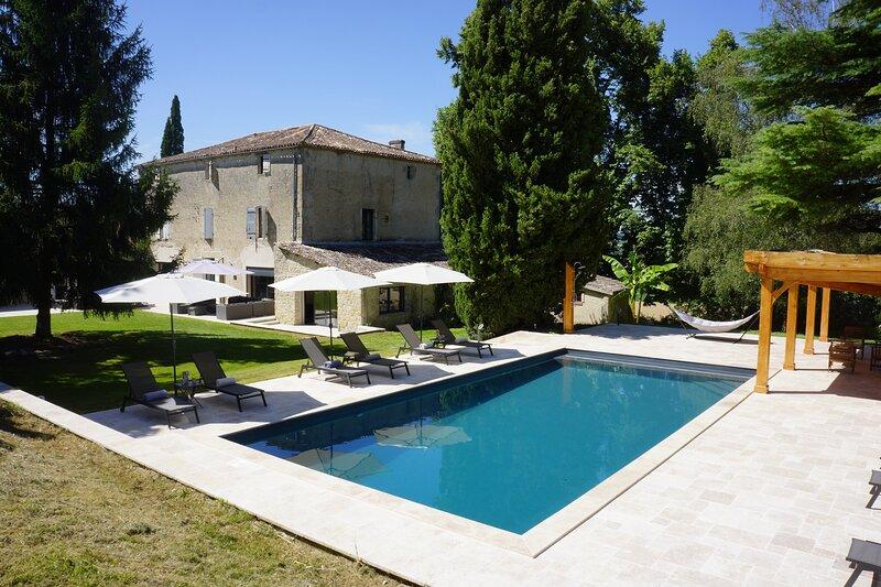 Villa  Suzy  et Elie, holiday rental in Sainte-Gemme