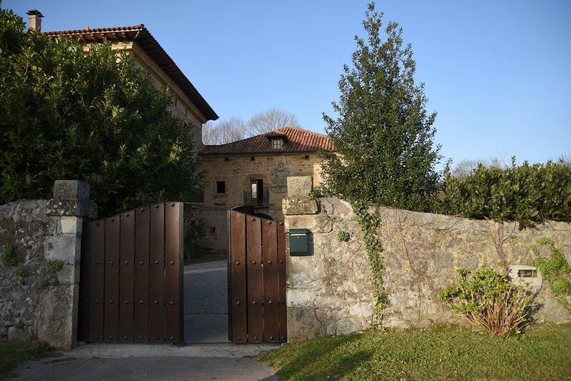 Impresionant villa siglo XVII, casa vacanza a Solares