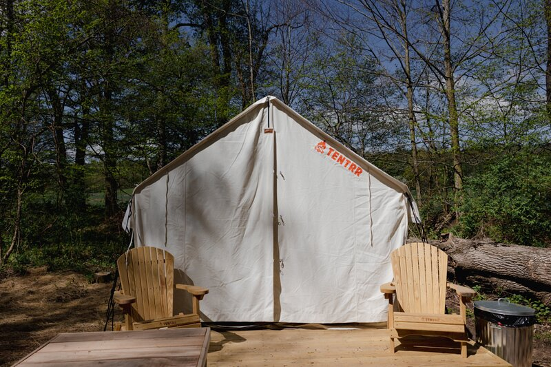 Tentrr Signature Site - Wallenpaupack Creek Camp 4, holiday rental in Newfoundland
