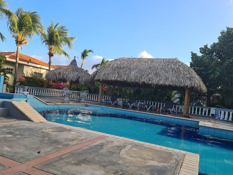 Casa Korsou, je favoriete vakantiehuis op Curaçao!, holiday rental in Santa Catharina