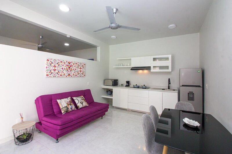 SUITES VIP EN BAHIAS DE HUATULCO, holiday rental in Tangolunda