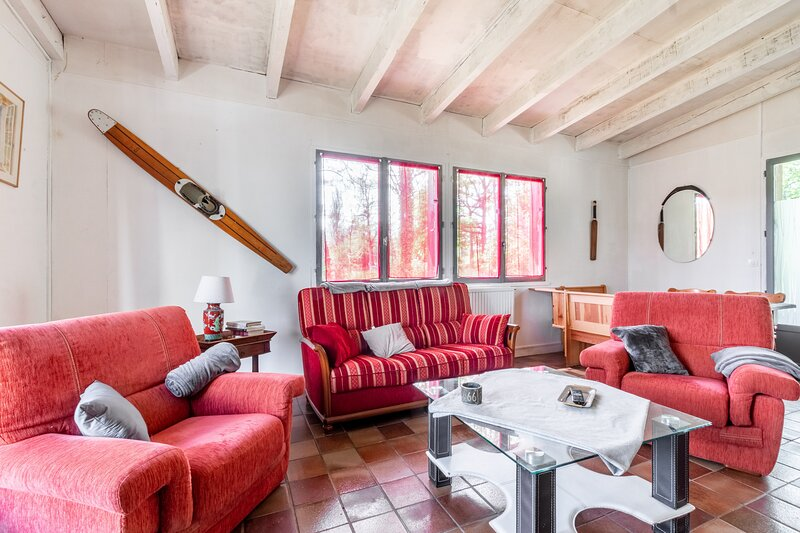 Garance - Maison au cœur de la nature, casa vacanza a Saint-Marcel