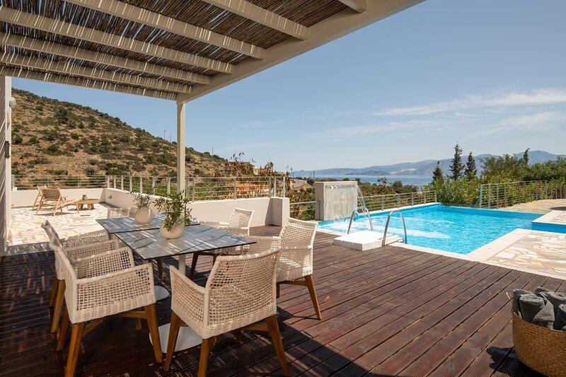 Celaeno Luxury Villa, for Unrivalled Living, holiday rental in Choumeriakos