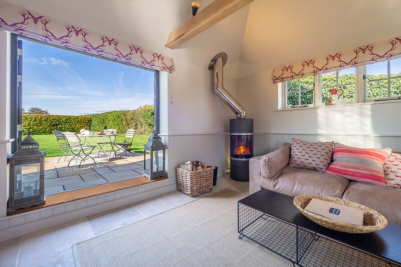 Stoke Cartlodge, holiday rental in Leavenheath