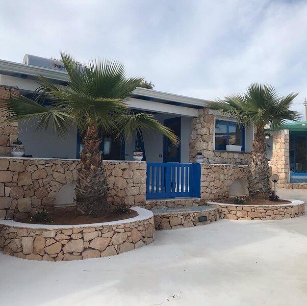 Villette di Ro Villetta Blu Lampedusa, alquiler vacacional en Lampedusa