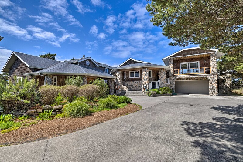 NEW! Coastal Oregon Retreat - 11 Mi to Astoria!, vacation rental in Gearhart
