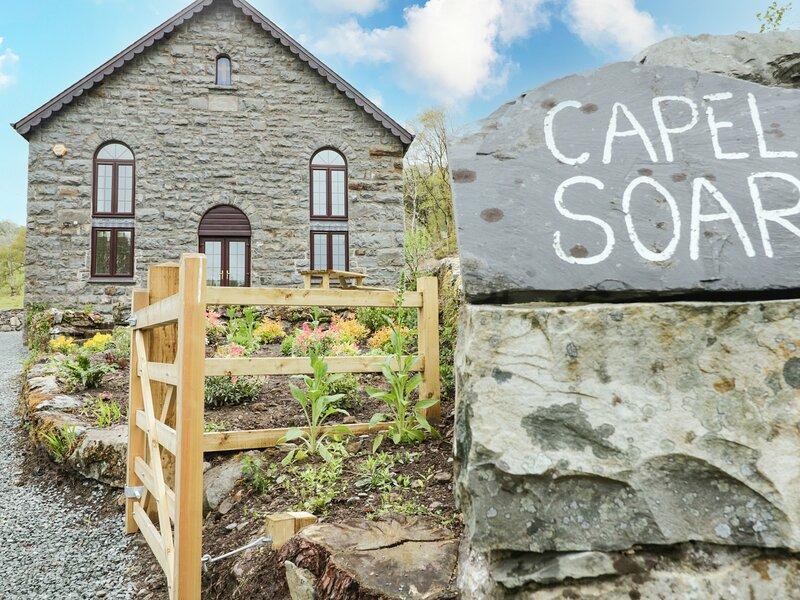 Capel Soar, Dolgellau, holiday rental in Penmaenpool
