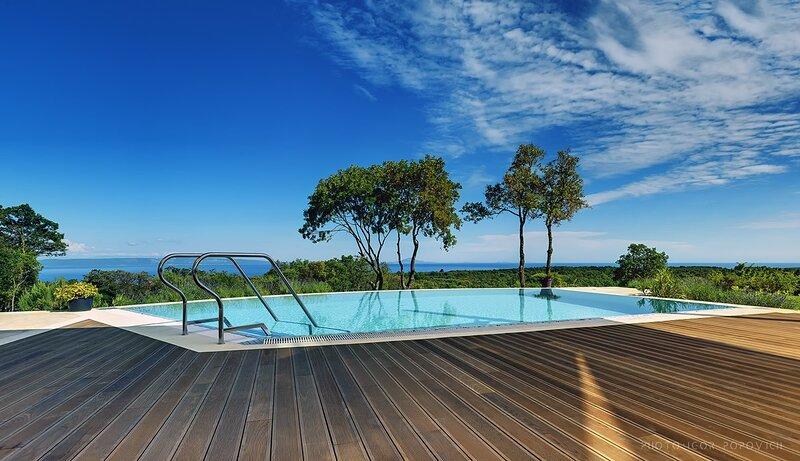 Mali Vareski Holiday Home Sleeps 8 with Pool Air Con and WiFi - 5833290, holiday rental in Peruski