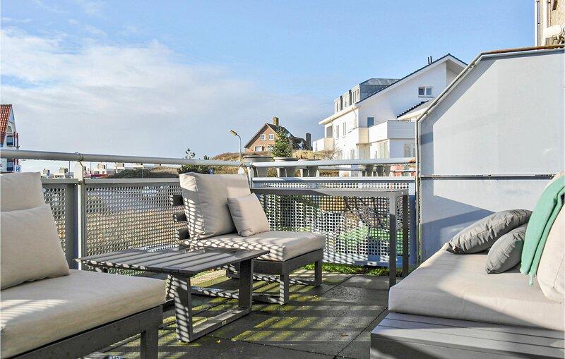 Awesome home in Bergen aan Zee with Internet and 2 Bedrooms (HNH524), holiday rental in Bergen aan Zee