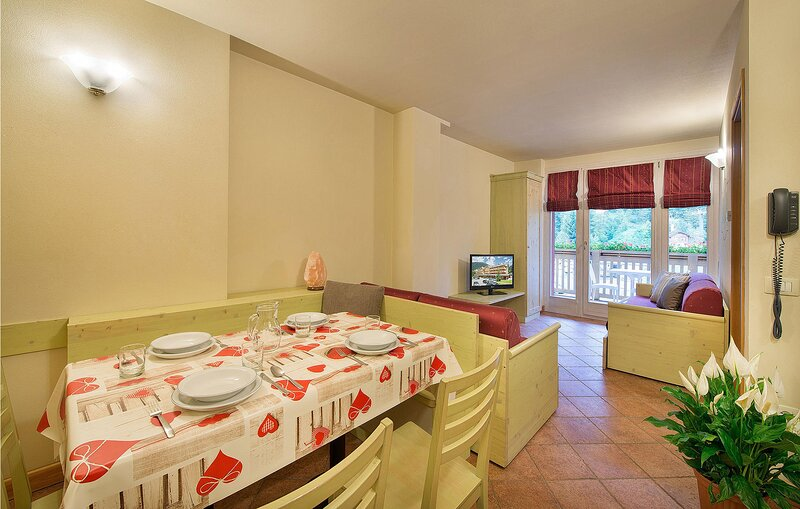 Nice apartment in Ponte di Legno with WiFi and 2 Bedrooms (IDD366), holiday rental in Sonico