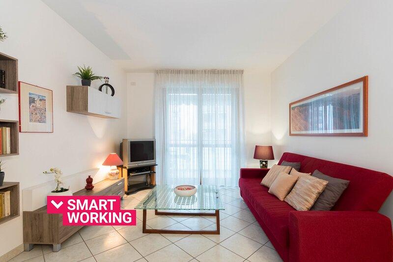 Appartamento con vista nei pressi di Porta Susa, alquiler vacacional en Caselle Torinese