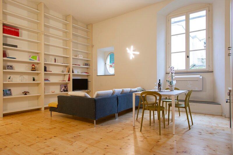 Appartamenti Forteguerriana Bilocale, alquiler vacacional en Germinaia