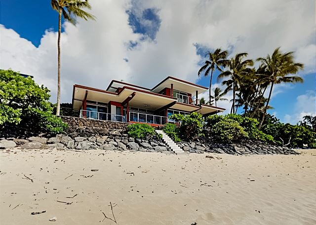 Rock Piles & Pipeline En Suite | 2 Waterfront Units | Private Access to Beach, casa vacanza a Haleiwa