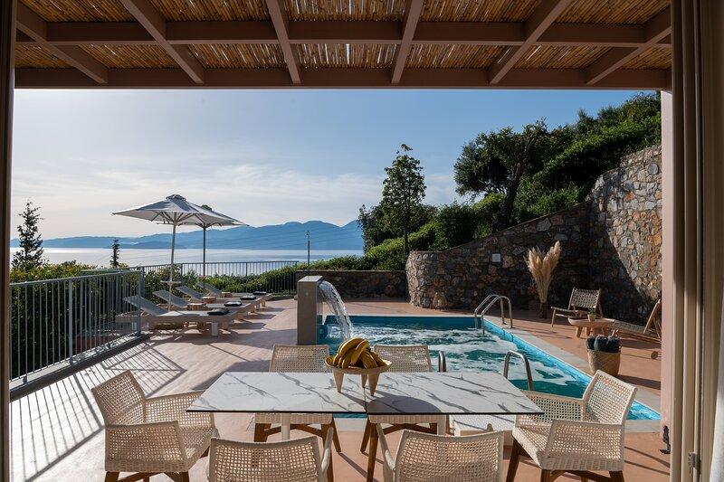 Atlas Luxury Villa, for Unrivalled Living, holiday rental in Choumeriakos