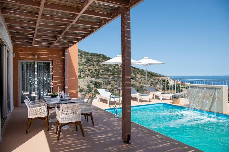 Asterope Luxury Villa, for Unrivalled Living, holiday rental in Choumeriakos