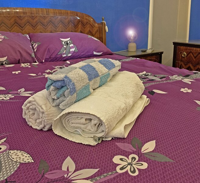 B&B Rialto Relax Rooms 2 posti letto, holiday rental in San Massimo