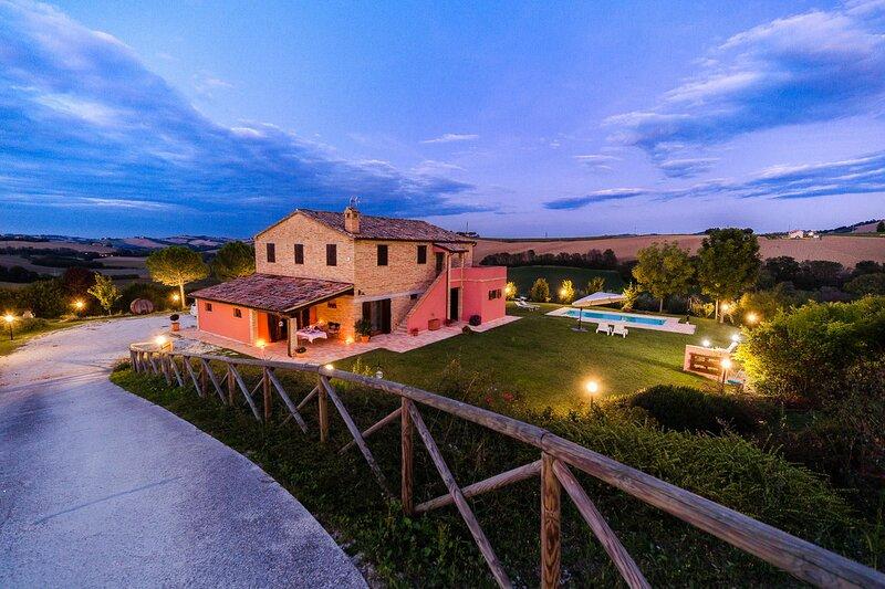Casale Malatesta, holiday rental in Monte San Vito