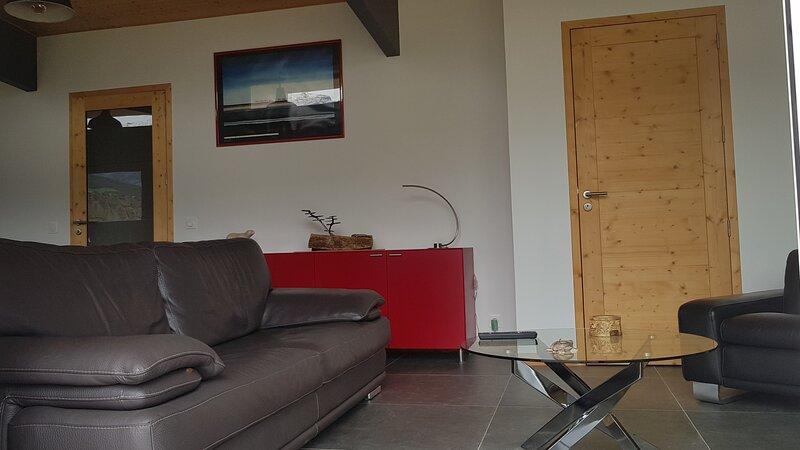 Esprit lodge serre poncon, holiday rental in Puy-Sanieres