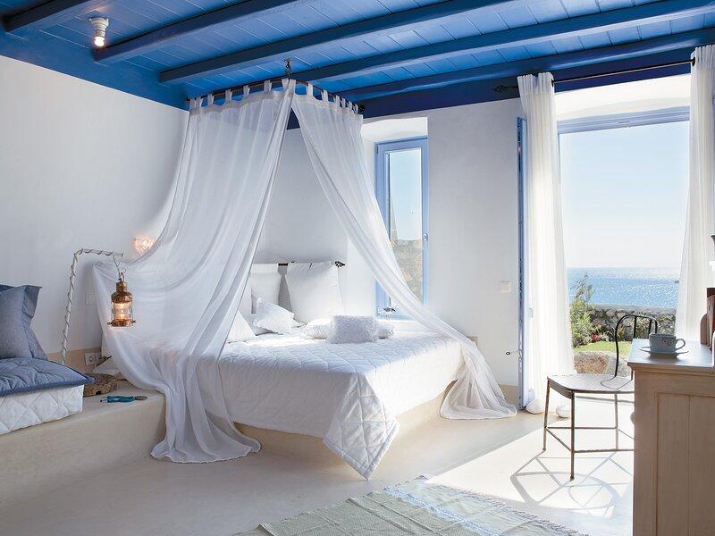Cobalt Blu Villa, holiday rental in Psarou