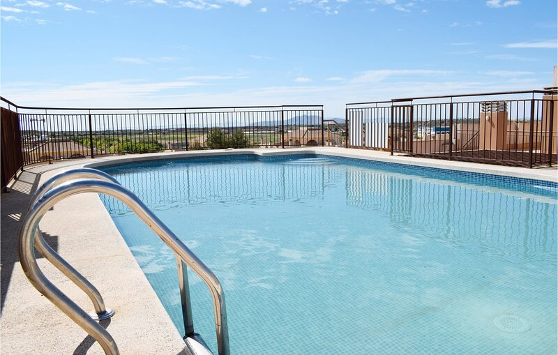Awesome apartment in Sucina with Outdoor swimming pool and 3 Bedrooms (ECC910), vacation rental in Sucina