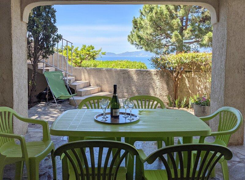 La petite Acacia, holiday rental in Coti-Chiavari