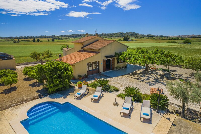 Villa Vernissa, aluguéis de temporada em Santa Margalida