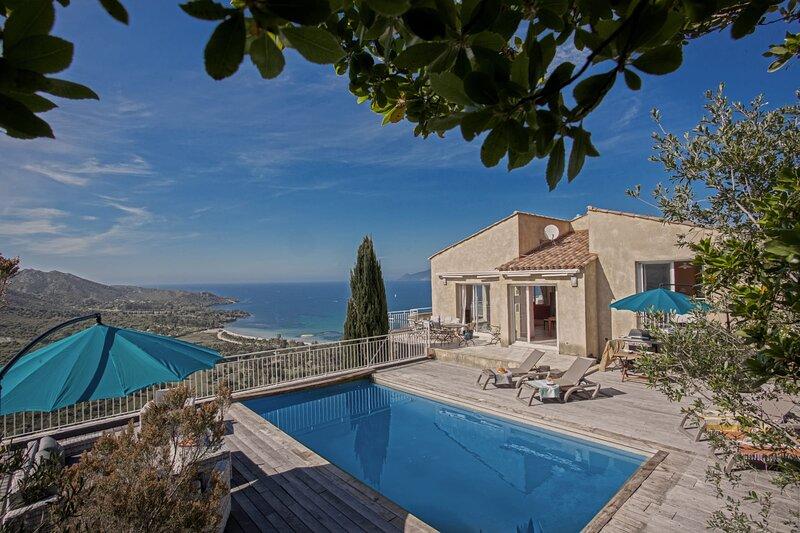 Villa Clea, holiday rental in Santo-Pietro-di-Tenda