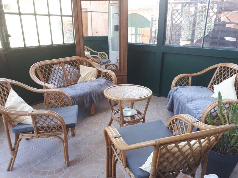 La Grange Ch 4 - Chambre D'Hotes Micanel, holiday rental in Curbans