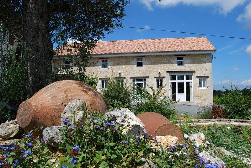 La Fanchon - Les Quatre Puits, holiday rental in Cercoux