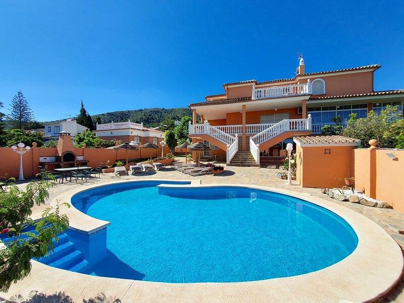Villa Paradise, location de vacances à Alhaurin de la Torre