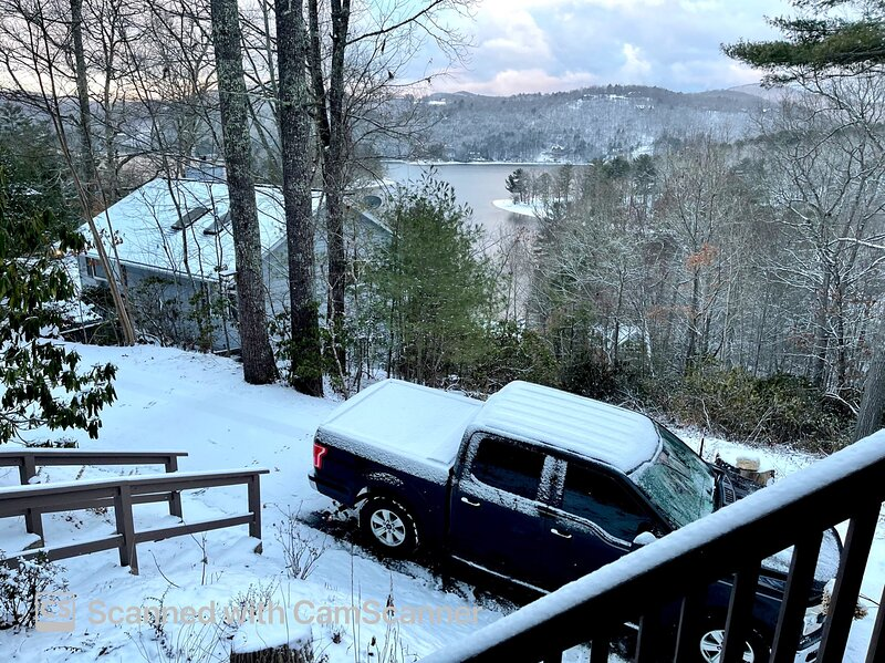 Mountain and lake view home for rent, vacation rental in Glenville