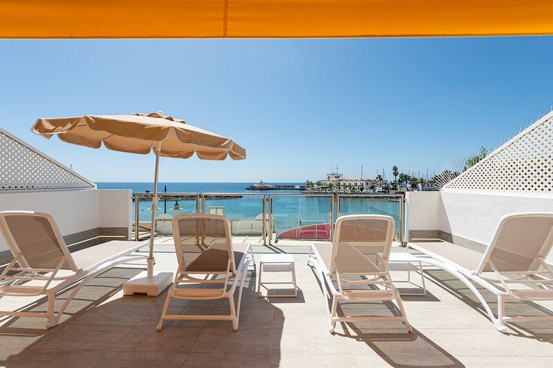 BLUE SEA I, holiday rental in Playa de Mogan