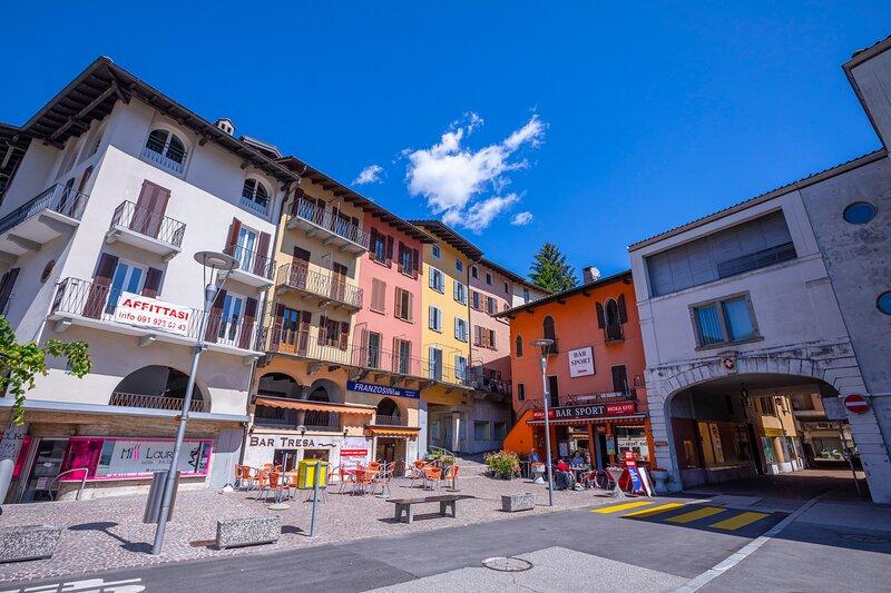 Casa Al Portico, vacation rental in Miglieglia