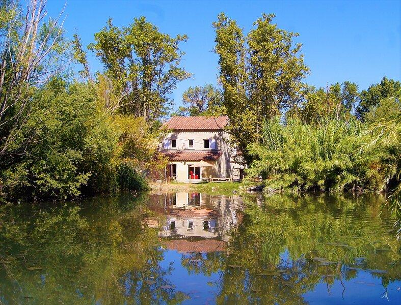 Le Mas de l'Aube, holiday rental in Monteux