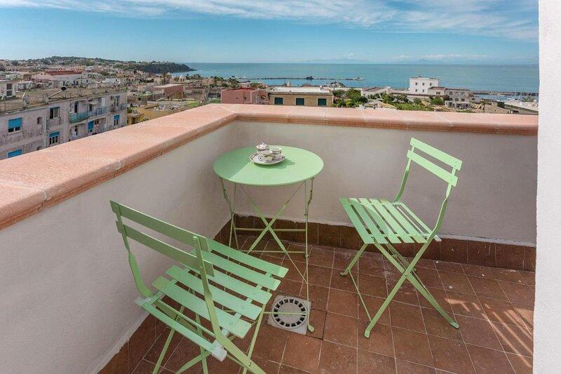 Terramare GuestHouse, location de vacances à Bacoli