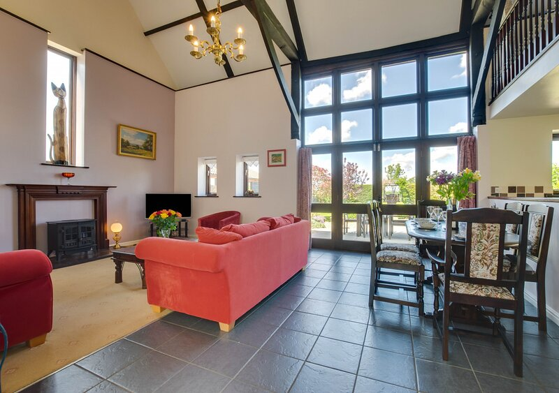 Lays Barn, vacation rental in East Harling
