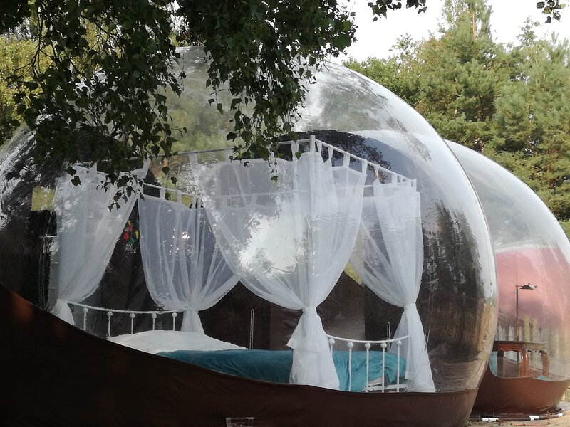 Bubble Domes and More, casa vacanza a Torhout