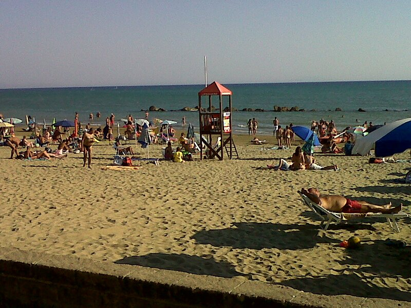 Appartamento per vacanze nella Maremma Toscana, location de vacances à Castiglione Della Pescaia
