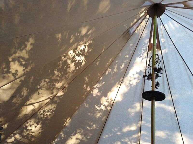 Tipi Madelief, casa vacanza a Torhout