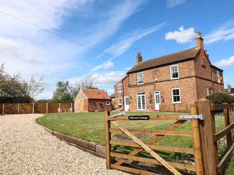 Hillcrest, Rampton, holiday rental in Gainsborough