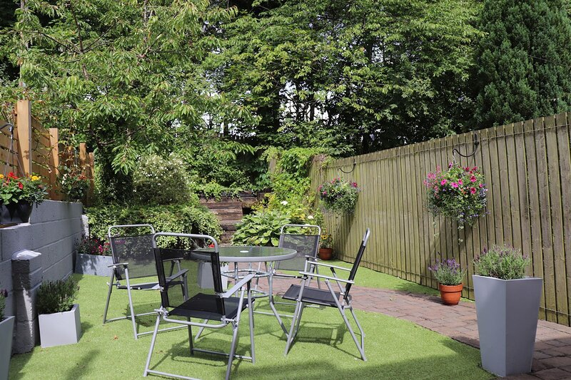 No. 76, Stirling city centre holiday home for families, holiday rental in Doune