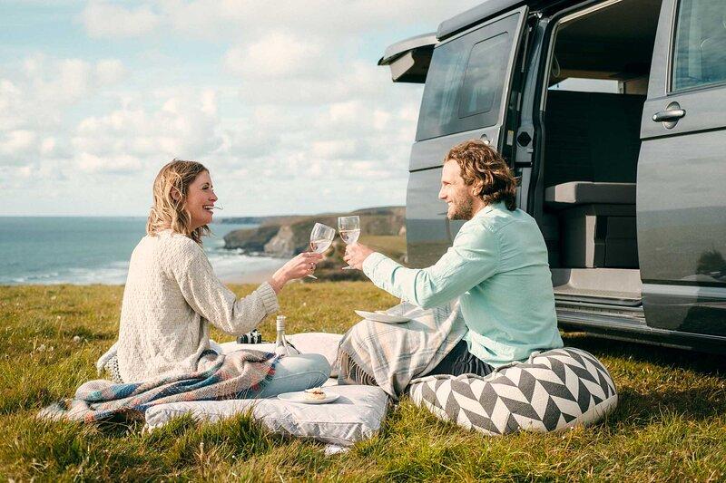 Cornish Cove Campers, casa vacanza a Carloggas