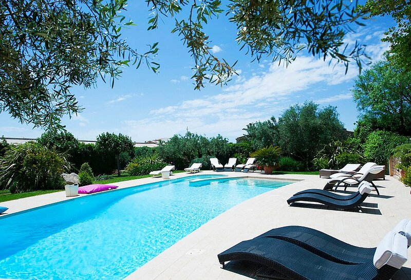 Villa Ametista, holiday rental in Case Giurdanella