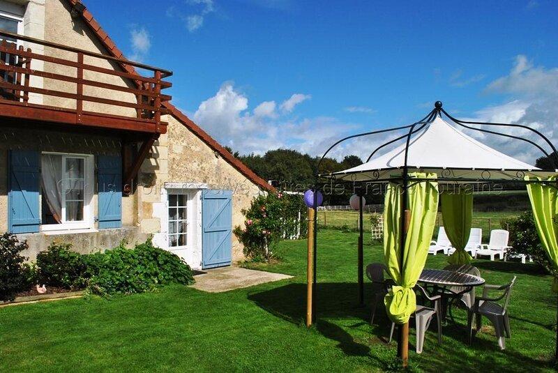 Gîte 3 étoiles - La Carillonnerie - 3 Star Holiday Cottage, alquiler vacacional en Betz-le-Chateau