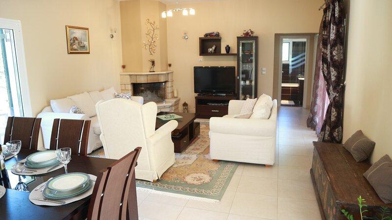 Corfu Private Villa Irini, holiday rental in Gouvia