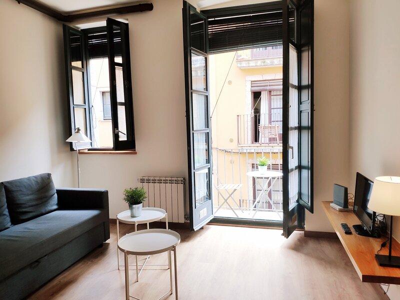 apartamento con balcon, holiday rental in Girona