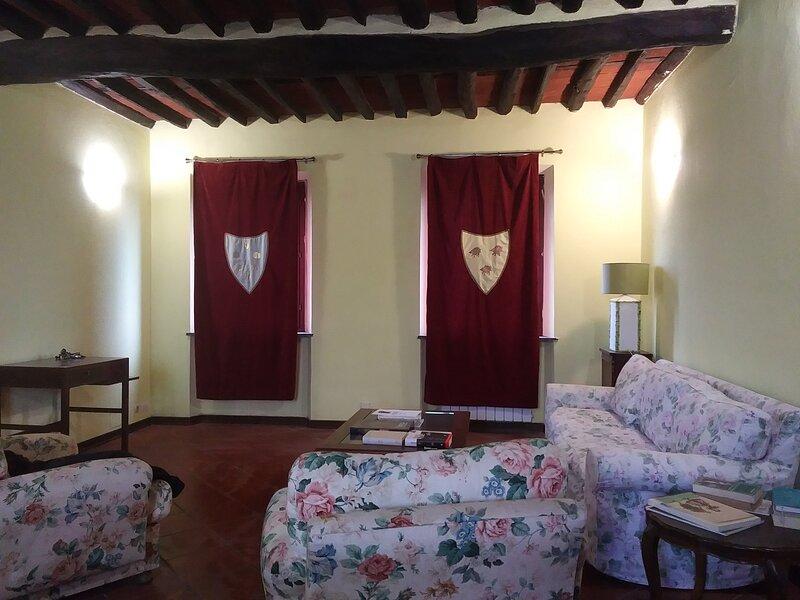 CASA MANSI, aluguéis de temporada em Monte San Quirico